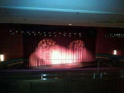 Landis Theater section Mezzanine