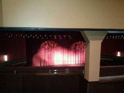 Landis Theater, section: Mezzanine, row: bb, seat: 1