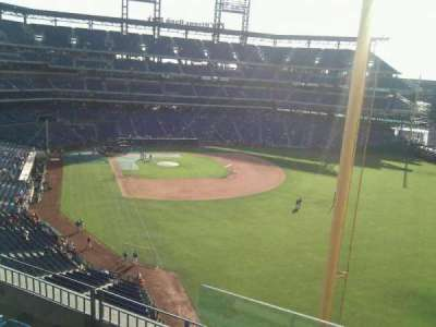 Citizens Bank Park, section: 306, row: 4, seat: 13