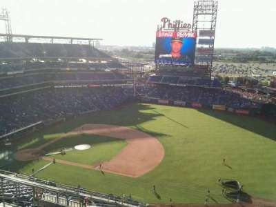 Citizens Bank Park section 412