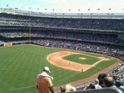 Yankee Stadium, section: 331, row: 7, seat: 1