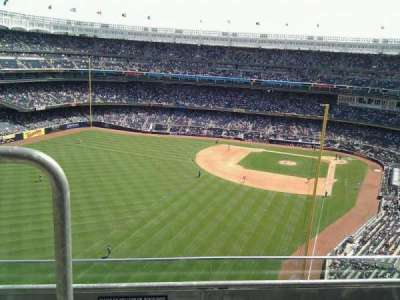Yankee Stadium section 433