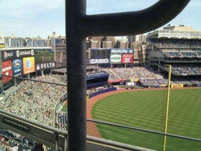 Yankee Stadium section 431b