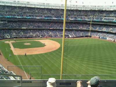Yankee Stadium section 307
