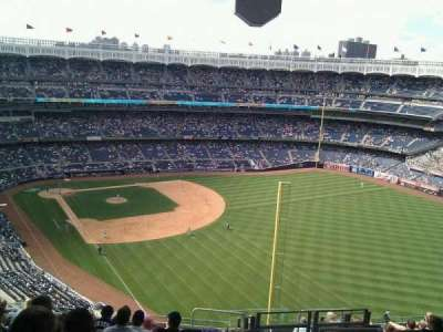 Yankee Stadium section 408