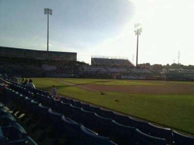 Frawley Stadium section 1