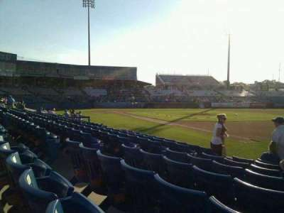 Frawley Stadium section 3