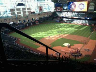 Minute Maid Park section 416