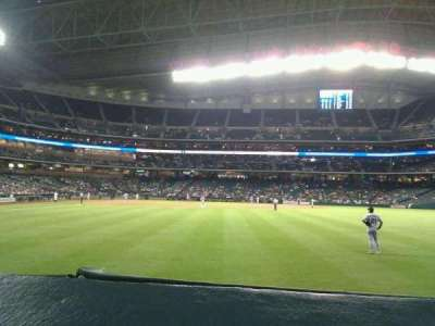Minute Maid Park section 153