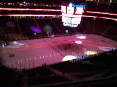 Prudential Center section 126