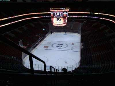 Wells Fargo Center section 208