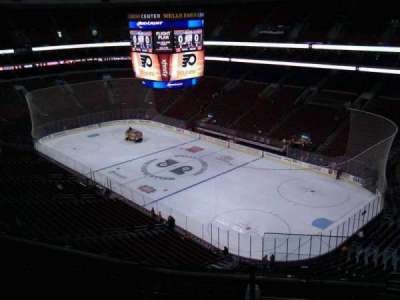 Wells Fargo Center section 216a