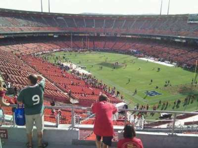 Candlestick Park section 61