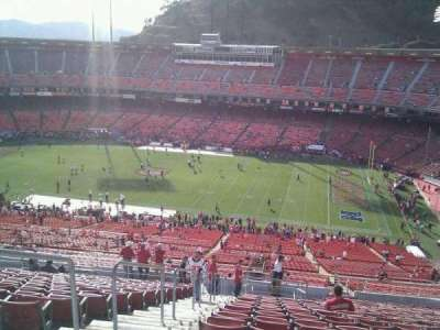 Candlestick Park section 49