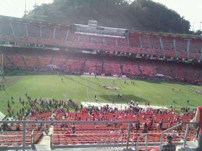 Candlestick Park, section: 37, row: 4, seat: 6