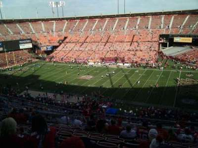 Candlestick Park, section: 14, row: 15, seat: 8