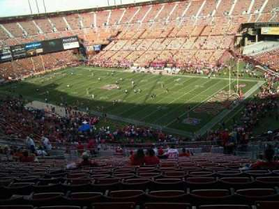 Candlestick Park, section: 8, row: 20, seat: 6