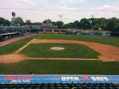 FNB Field, section: 207, row: 3, seat: 11