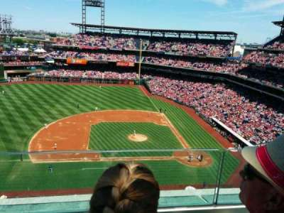 Citizens bank park  section 426