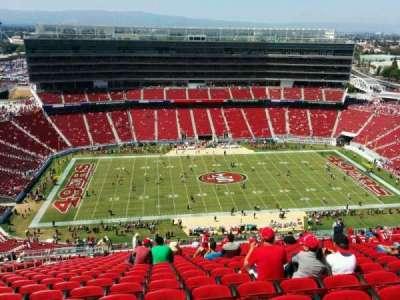 Levi's Stadium section 414