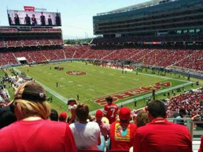 Levi's Stadium section 207