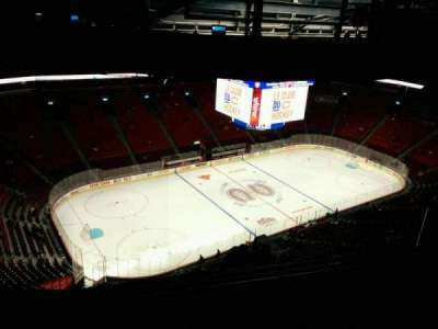 Centre Bell, section: 423, row: B, seat: 7