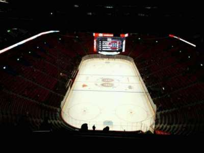 Centre Bell, section: 428, row: B, seat: 11
