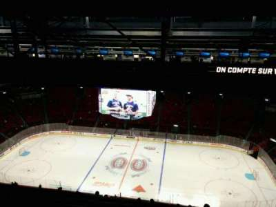 Centre Bell, section: 436, row: C, seat: 6