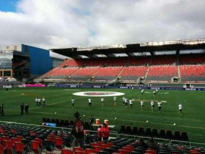TD Place Stadium, section: Q, row: 17, seat: 17