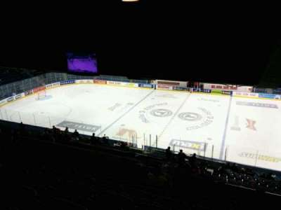 Colisée Pepsi, section: 209, row: I, seat: 11
