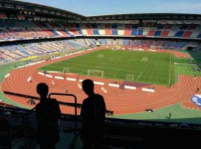 Nissan Stadium (Yokohama), section: S, row: 18, seat: 403