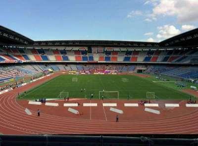 Nissan Stadium (Yokohama), section: S, row: 4, seat: 258