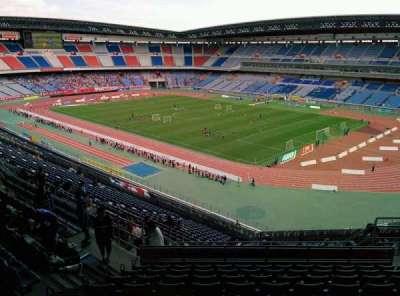 Nissan Stadium (Yokohama), section: S, row: 23, seat: 684