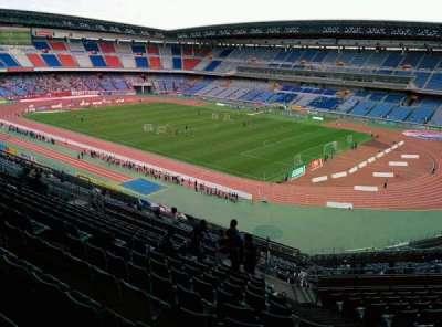 Nissan Stadium (Yokohama), section: S, row: 25, seat: 677