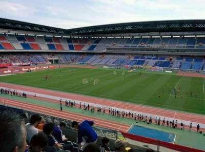Nissan Stadium (Yokohama), section: S, row: 8, seat: 530