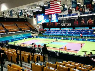 Kastles Stadium, section: 212, row: H, seat: 1