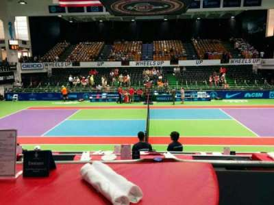 Kastles Stadium, section: Table 28, row: 1, seat: 2