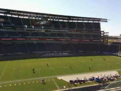 Lincoln Financial Field, section: c19, row: 12, seat: 10