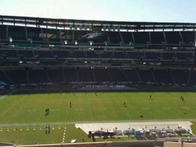 Lincoln Financial Field section c20