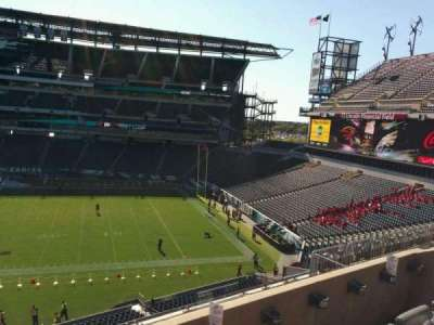 Lincoln Financial Field section c24