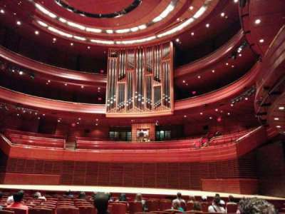 Verizon Hall at the Kimmel Center section Orchestra