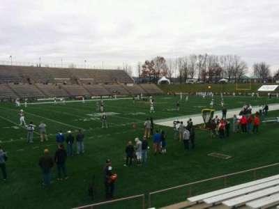 Goodman Stadium, section: wj, row: 10, seat: 8