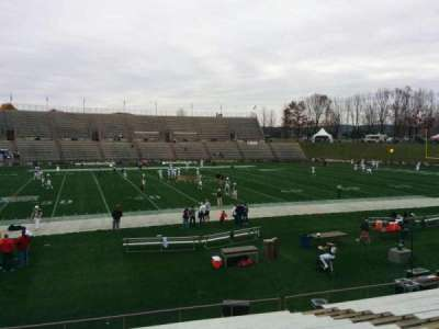 Goodman Stadium, section: wg, row: 16, seat: 13