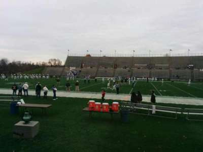 Goodman Stadium section we