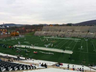 Goodman Stadium, section: wm, row: 23, seat: 16