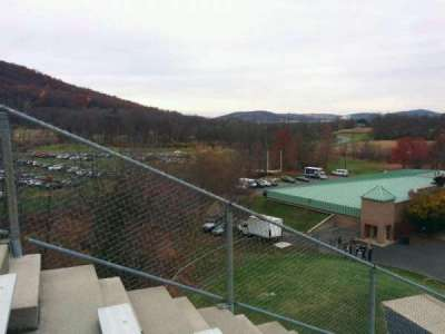 Goodman Stadium section ws