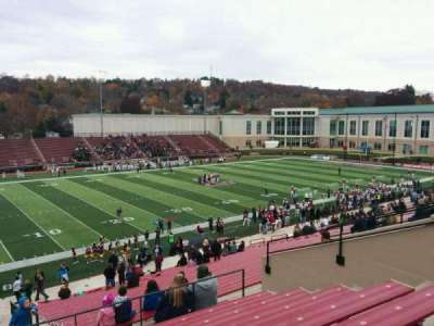 Fisher Stadium, section: 9, row: gg, seat: 12
