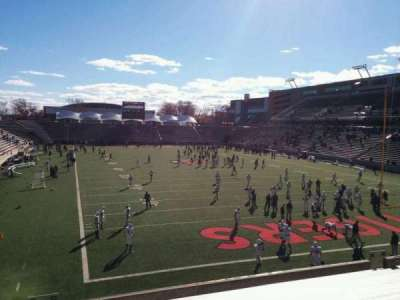 Princeton Stadium section 19