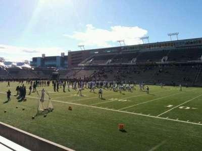 Princeton Stadium, section: 22, row: 6, seat: 12