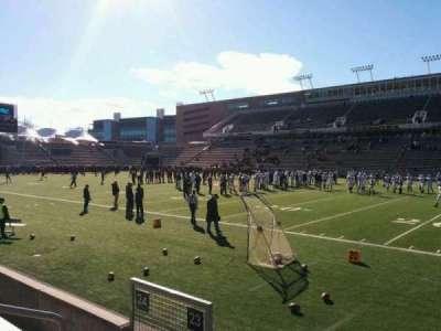 Princeton Stadium, section: 23, row: 4, seat: 15